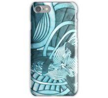 Silver-steel-weaver ~ iphone case iPhone Case/Skin