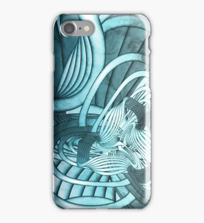 Silver-steel-weaver ~ iphone case iPhone Case/Skin