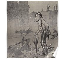 Adolphe Willette Monsieur Isaac et son oeuvre Willette 2 Poster