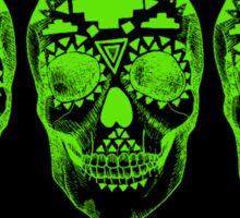 Kappa Delta KD Skull  Sticker