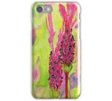 Lavender Fairy Wings iPhone Case/Skin