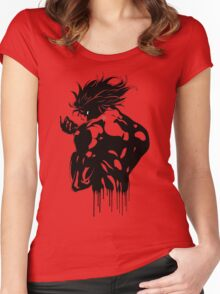 Shadow DIO Women's Fitted Scoop T-Shirt