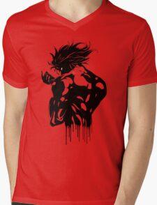 Shadow DIO Mens V-Neck T-Shirt