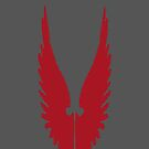 Wings - Iphone cover by grant5252