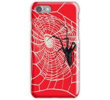 redback spider phone case iPhone Case/Skin