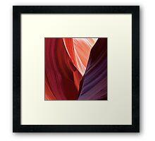 Antelope Abstract 1 Framed Print