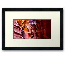 Antelope Abstract 3 Framed Print