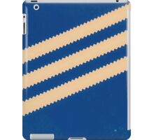 Adidas Blue Stripe  iPad Case/Skin