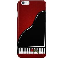 Piano iPhone Case iPhone Case/Skin