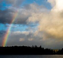 Autumn Rainbow by Joshua Hakin