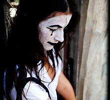 Tears of a Mime by StephanieAnn88