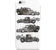 Mutant Dragster  iPhone Case/Skin