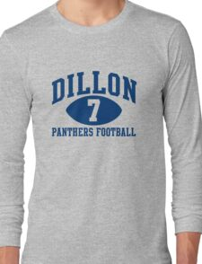 Dillon Panthers Football #7 Long Sleeve T-Shirt