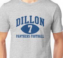 Dillon Panthers Football #7 Unisex T-Shirt