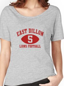 East Dillon Lions #5 Women's Relaxed Fit T-Shirt