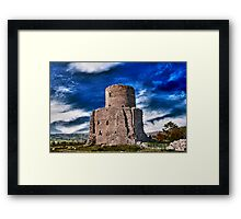 Tretower Framed Print