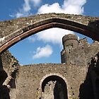 Conwy Castle (3) by kalaryder
