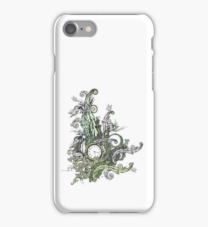 Lost Time iPhone Case iPhone Case/Skin