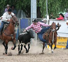 Moruya Rodeo New Years Day 2010 by TonySlattery
