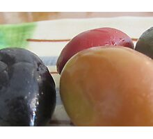 Only Olives Photographic Print