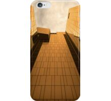 Golden Tower iPhone Case/Skin