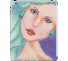 Plugs iPad Case/Skin