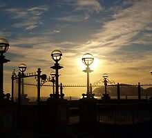 Lights in the morning by kalaryder
