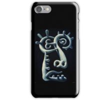 boneman iPhone Case/Skin
