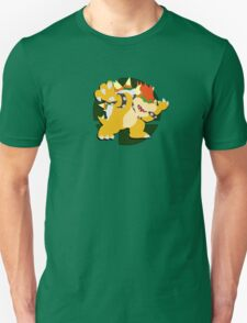 Smash Bros: Bowser T-Shirt