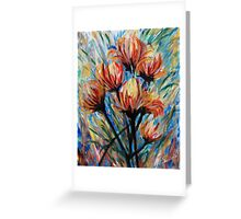 Blooms Greeting Card