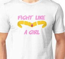 Fight like a Girl! Unisex T-Shirt