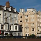 Marine and Imperial Hotels Llandudno by kalaryder