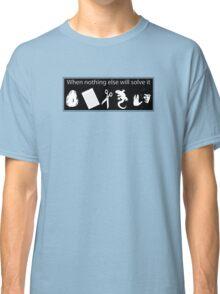 Rock. Paper. Scissors. Lizard. Spock! Classic T-Shirt