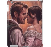 It's Like A Story Of Love iPad Case/Skin