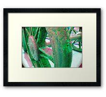 VERWHEEL Framed Print