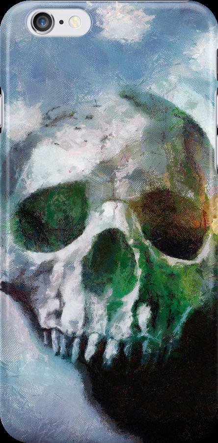 bone head by DARREL NEAVES