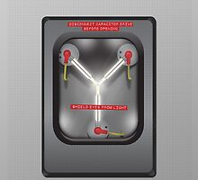 Flux Capacitor by Iain Maynard