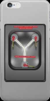 Flux Capacitor by Iain Maynard
