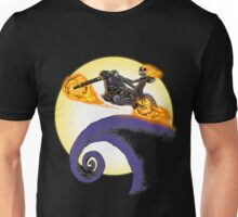 A Ride Before Christmas. Unisex T-Shirt