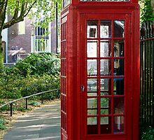 London Phone Box by Austin Dean