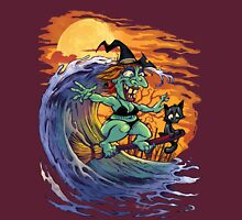 Witch At the Beach Unisex T-Shirt
