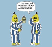 Are you thinking what I'm thinking B1 ? by Octochimp Designs