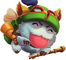 Captain poro by JW-Designs