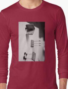 Biscuits, Matches, Raisins Long Sleeve T-Shirt