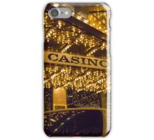 Casino Limo iPhone Case/Skin