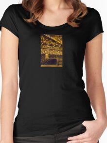 Casino Limo Women's Fitted Scoop T-Shirt