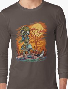 Mummy At The Beach T-Shirt