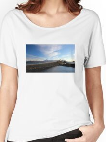 Storseisundet Bridge - Atlantic Road - Norway Women's Relaxed Fit T-Shirt