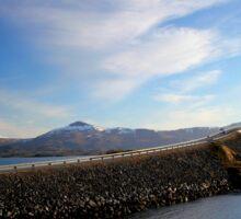 Storseisundet Bridge - Atlantic Road - Norway Sticker