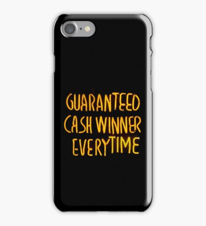 The Truth of Course iPhone Case/Skin